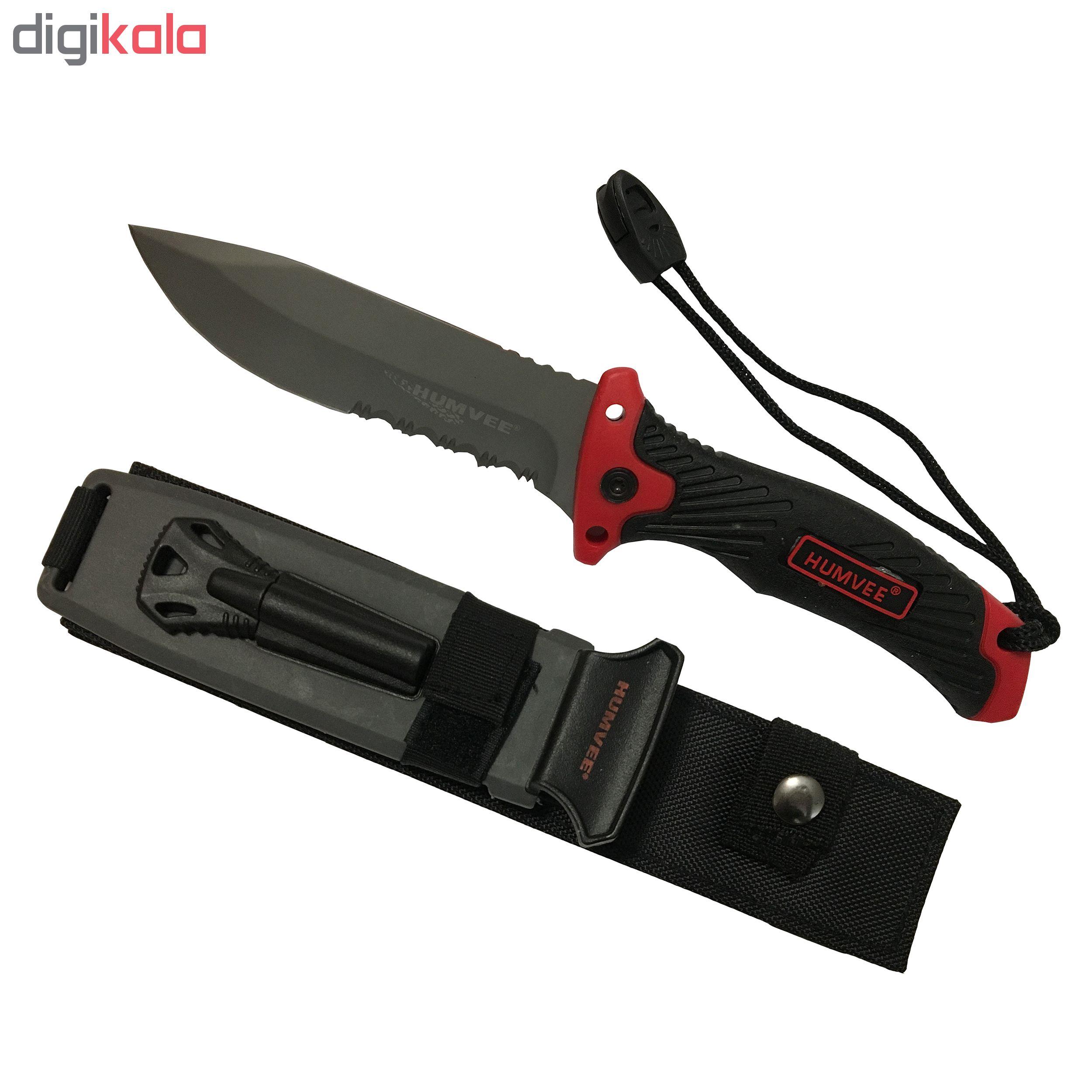 چاقو سفری هوموی مدل H800