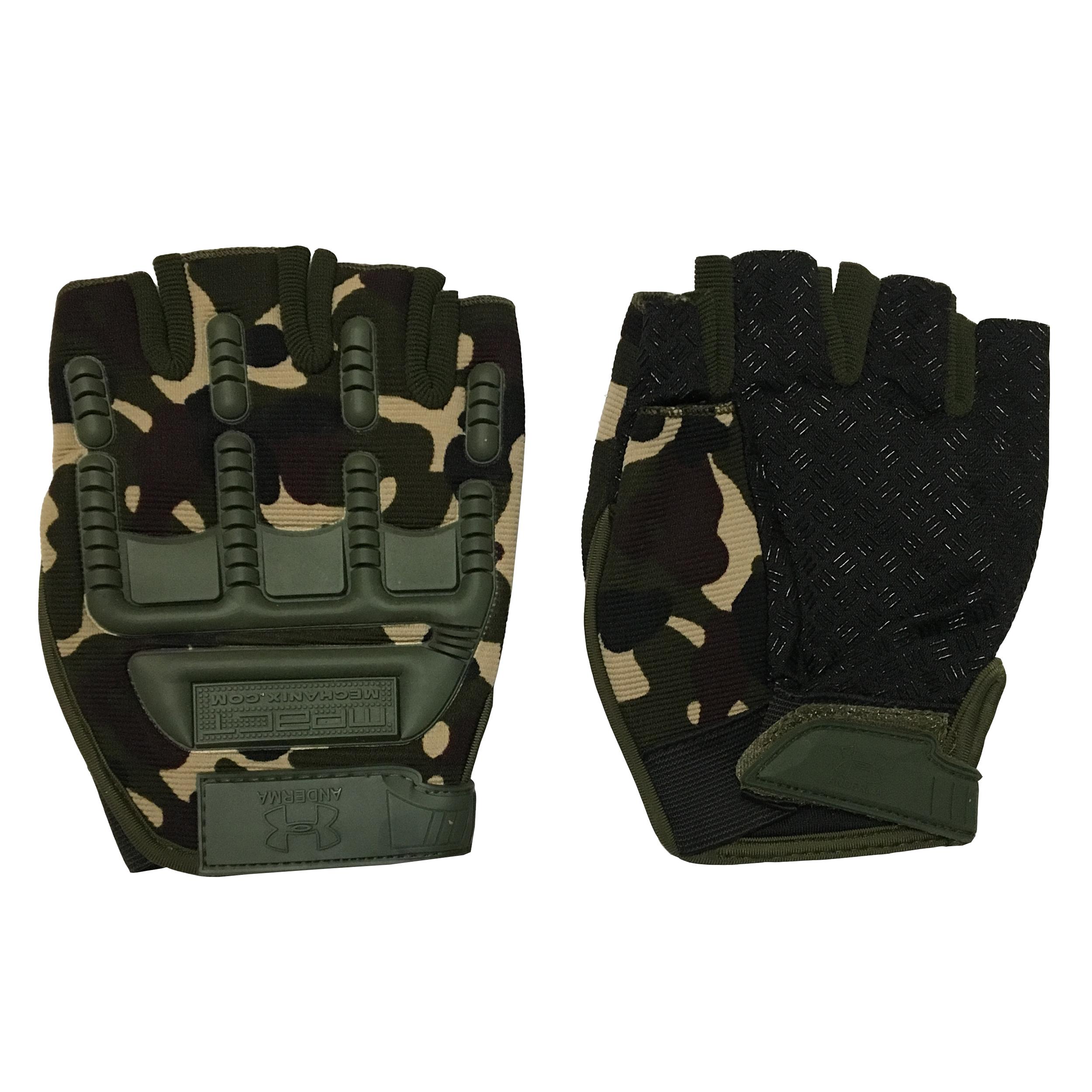 دستکش ورزشی مردانه کد 66