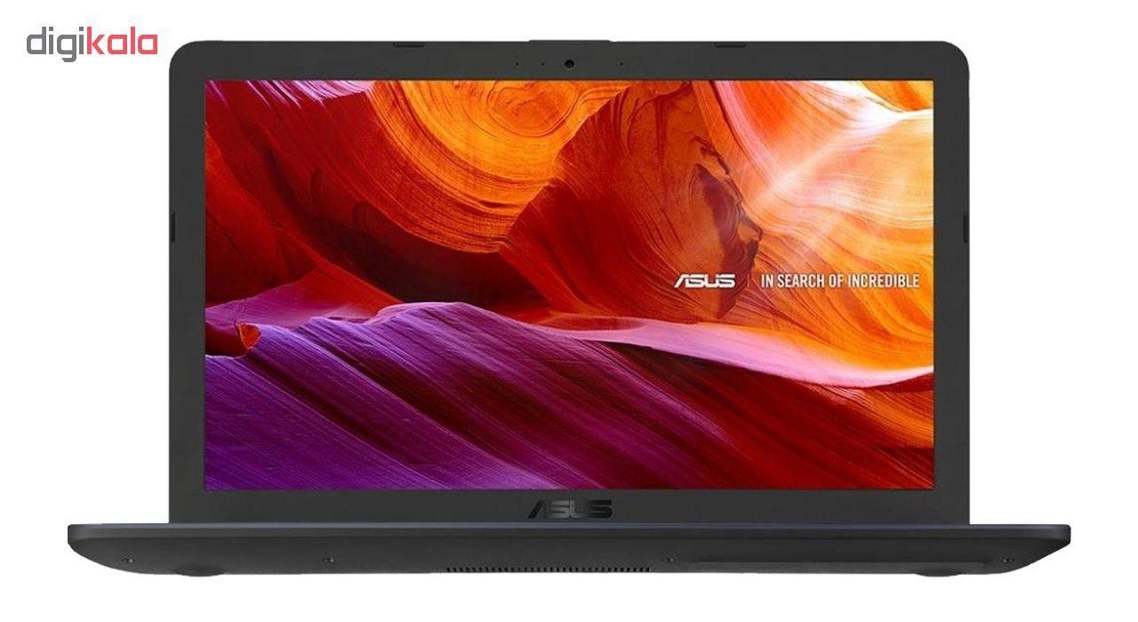 لپ تاپ 15 اینچی ایسوس مدل VivoBook X543MA - A main 1 1