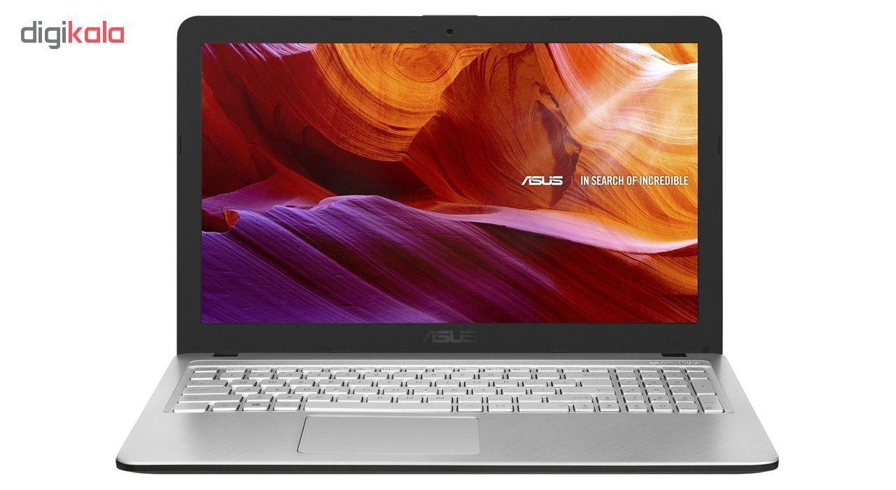 لپ تاپ 15 اینچی ایسوس مدل VivoBook X543MA - A main 1 2
