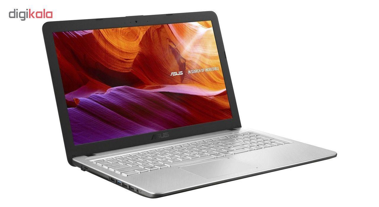 لپ تاپ 15 اینچی ایسوس مدل VivoBook X543MA - A main 1 3