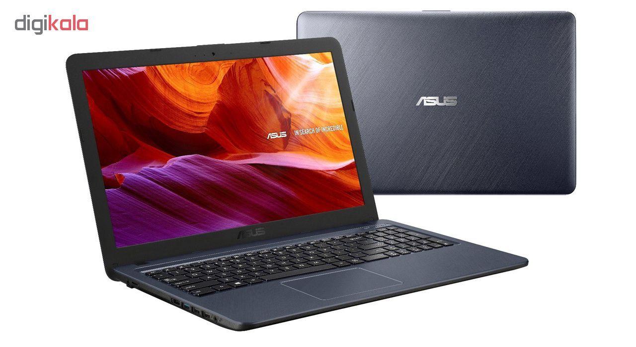 لپ تاپ 15 اینچی ایسوس مدل VivoBook X543MA - A main 1 4