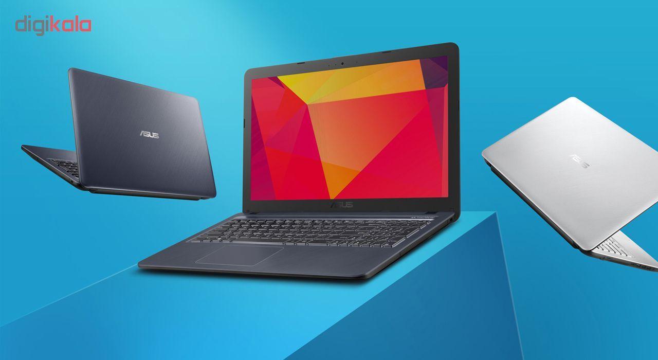 لپ تاپ 15 اینچی ایسوس مدل VivoBook X543MA - A main 1 5