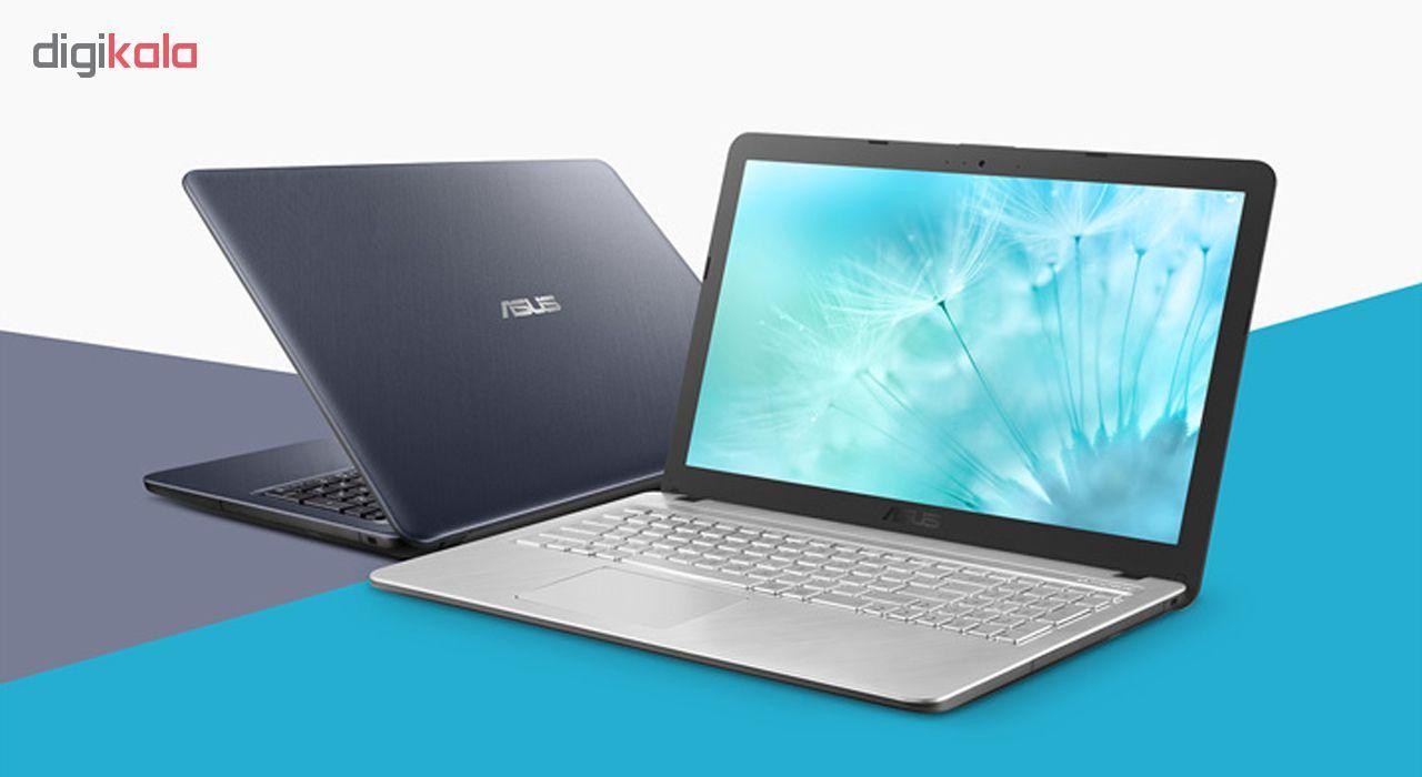 لپ تاپ 15 اینچی ایسوس مدل VivoBook X543MA - A main 1 6