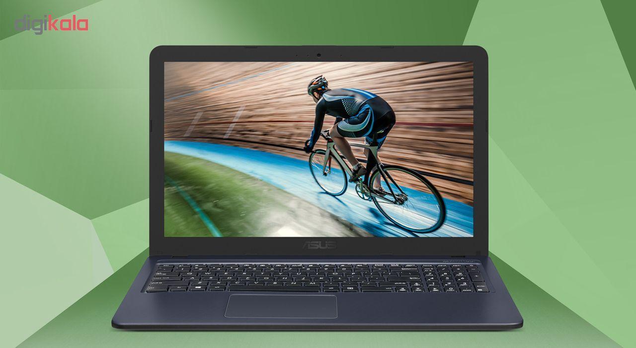 لپ تاپ 15 اینچی ایسوس مدل VivoBook X543MA - A main 1 10