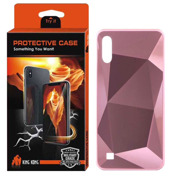کاور کینگ کونگ طرح الماس مدل Dmnd01 مناسب برای گوشی موبایل سامسونگ Galaxy A10