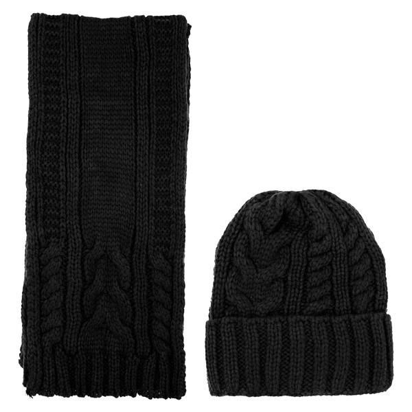 ست کلاه و شال گردن کد S1012