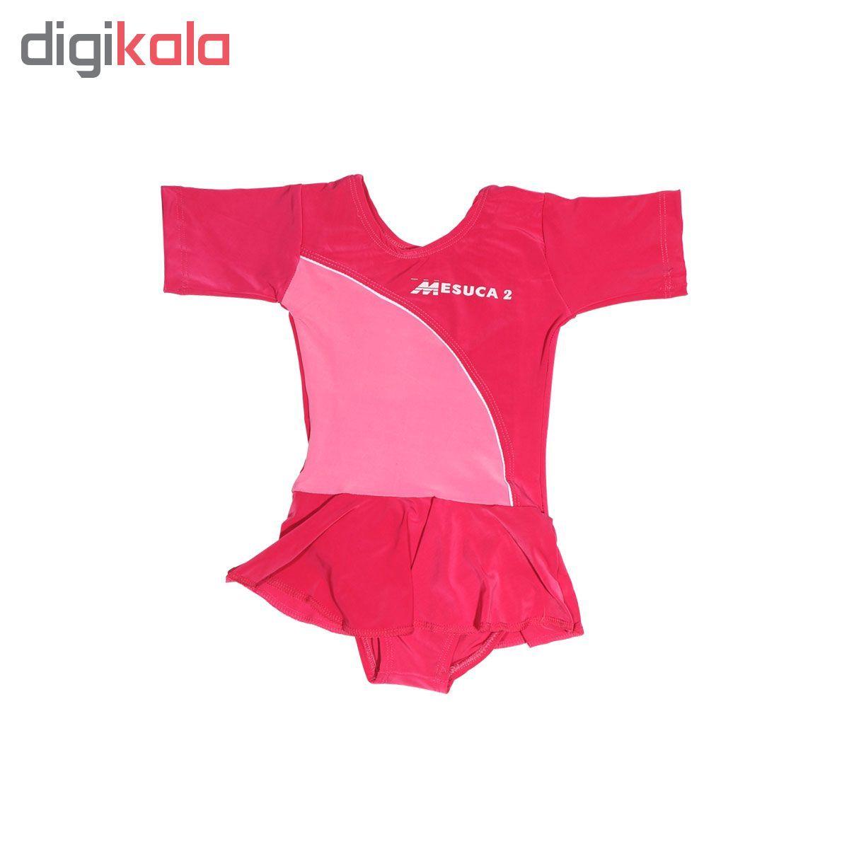 لباس ژیمناستیک دخترانه مدل Me2 main 1 2