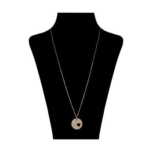 گردنبند طلا 18 عیار زنانه گرامی گالری مدل N056