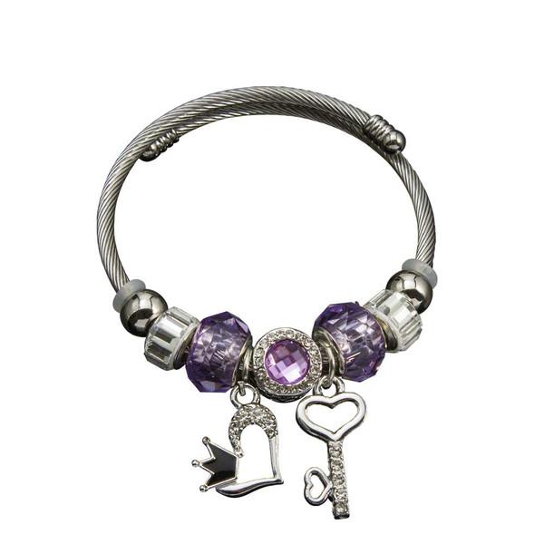 دستبند زنانه ماربلین کد 628
