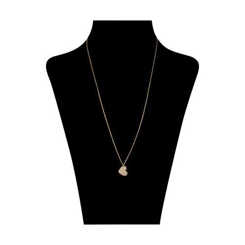 گردنبند طلا 18 عیار زنانه گرامی گالری مدل N061