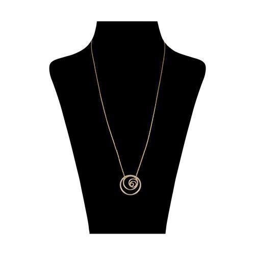 گردنبند طلا 18 عیار زنانه گرامی گالری مدل N062