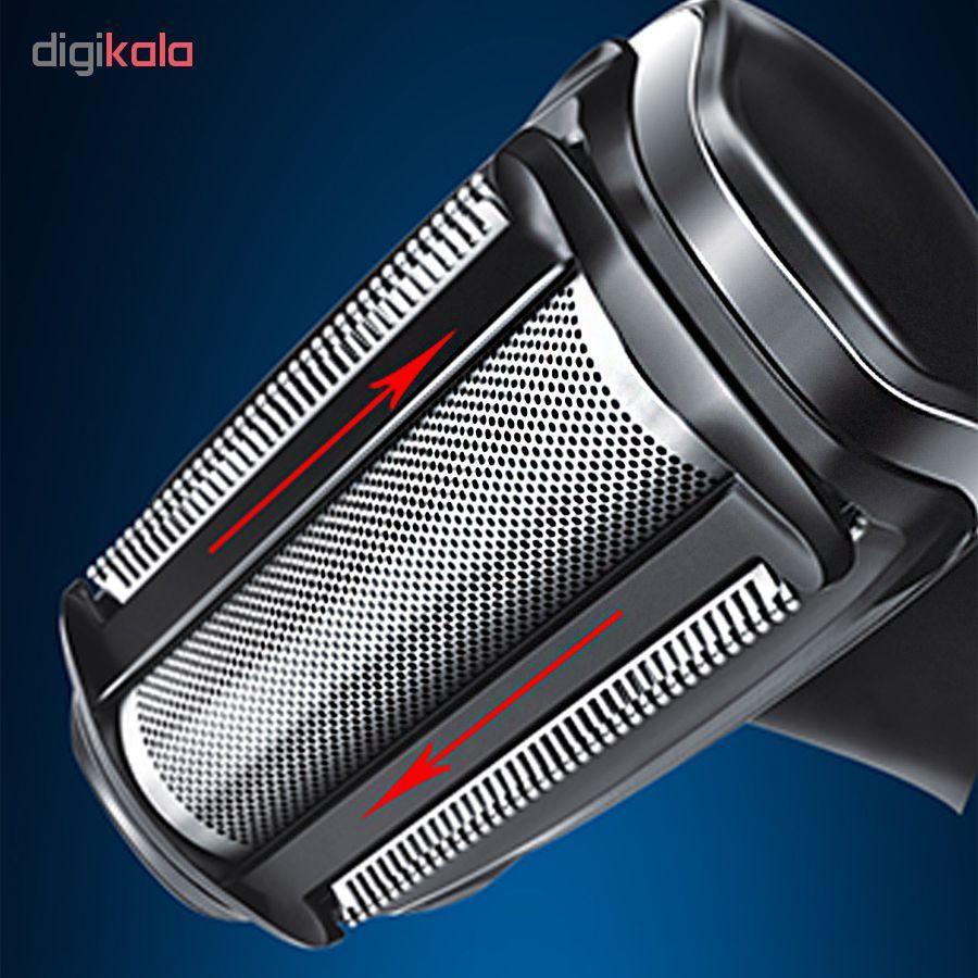ماشین اصلاح موی بدن دی اس پی مدل 60050 main 1 5