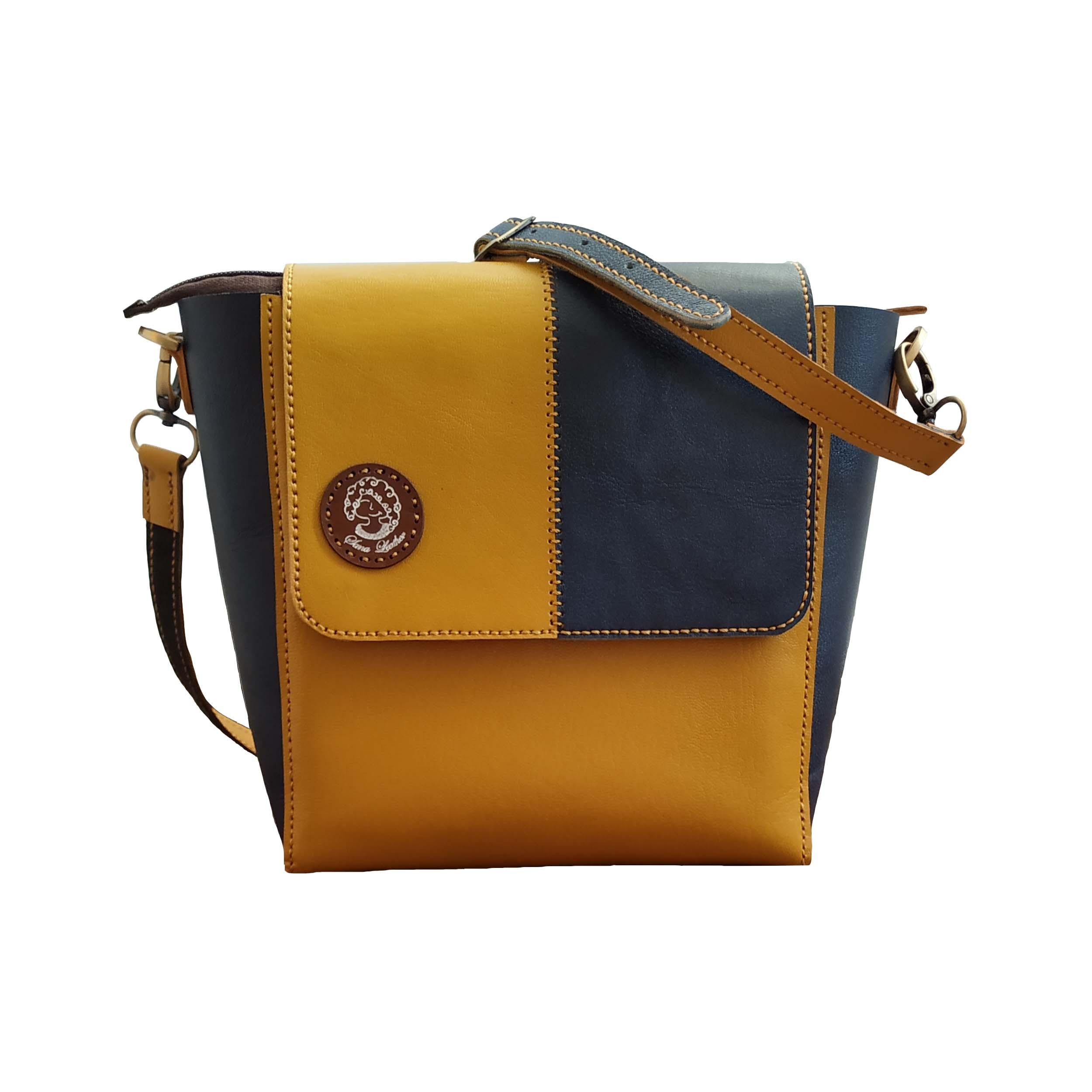 کیف چرمی کد 124