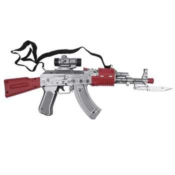 تفنگ بازی طرح کلاشینگف مدل 003