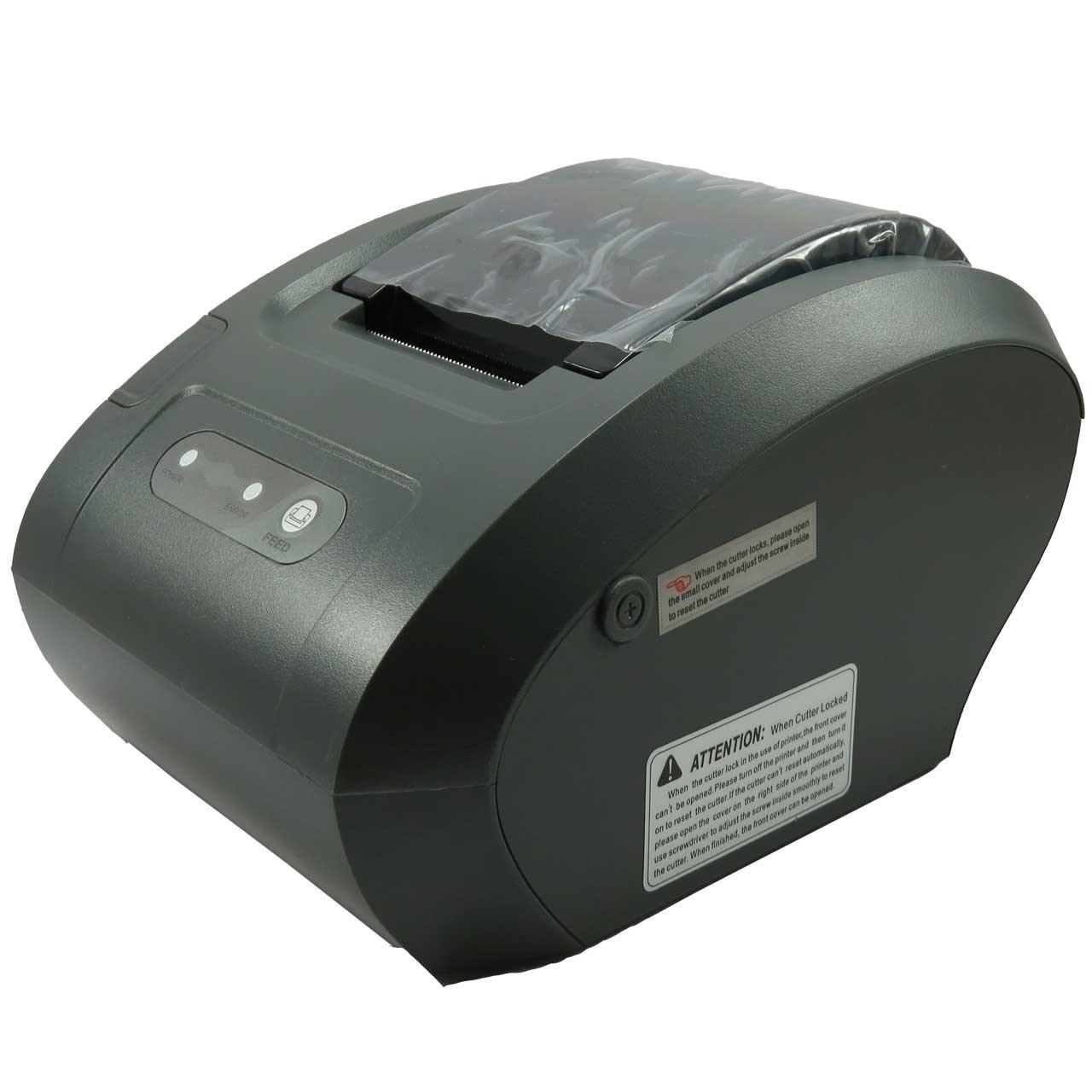 تصویر پرینتر حرارتی دلتا مدل T50 Delta T50 Thermal Printer