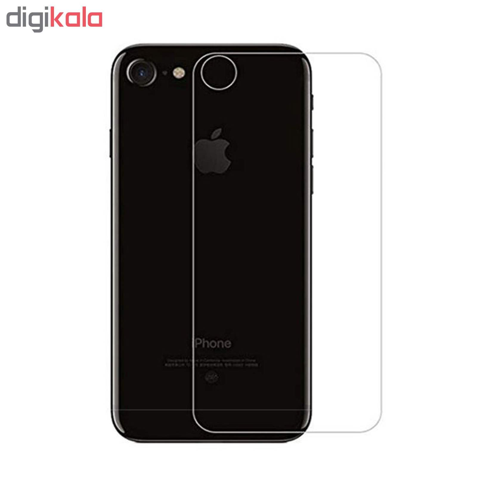 محافظ صفحه نمایش و پشت گوشی اسپایدر مدل S-TMP002 مناسب برای گوشی موبایل اپل iPhone 6 Plus / 6S Plus main 1 2