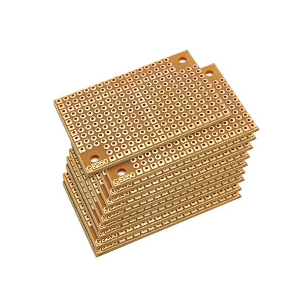 فیبر سوراخ دار مدل AN102 بسته 10 عددی