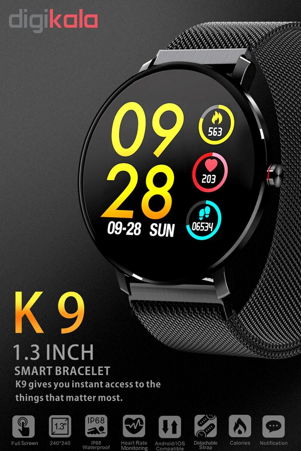 ساعت هوشمند مدل K9 main 1 11