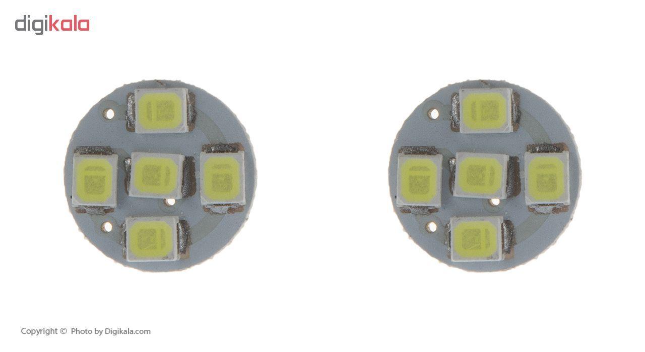 لامپ  اس ام دی خودرو  مدل PKH1   بسته 2 عددی main 1 2
