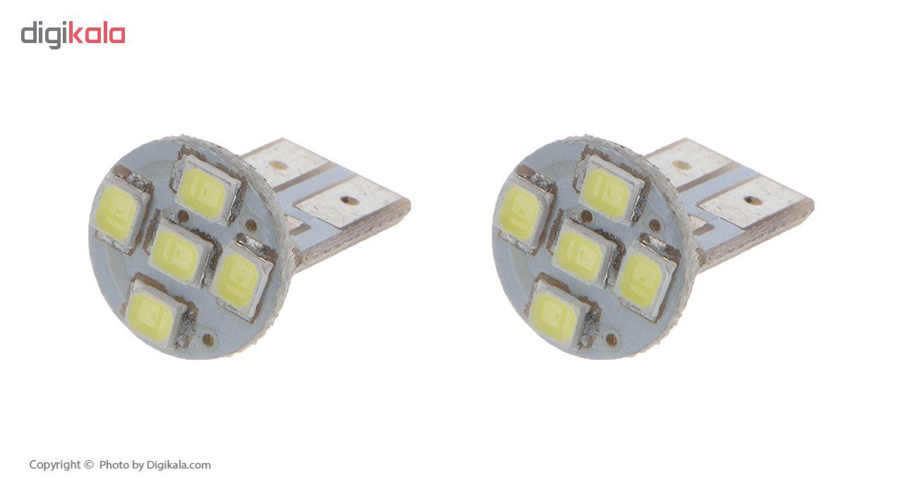لامپ  اس ام دی خودرو  مدل PKH1   بسته 2 عددی main 1 4