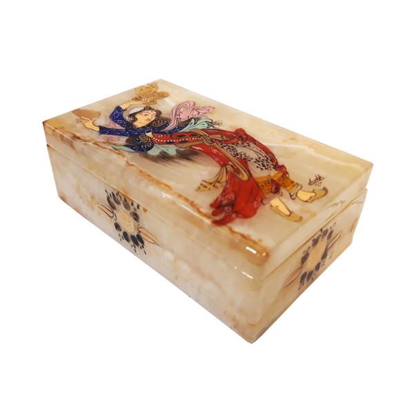 جعبه سنگی طرح مینیاتوری کد 30128-3