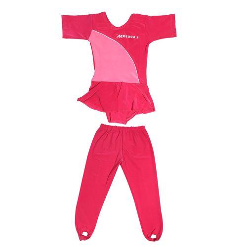 لباس ژیمناستیک دخترانه مدل Me2