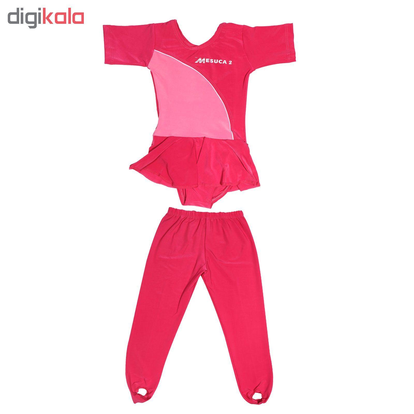 لباس ژیمناستیک دخترانه مدل Me2 main 1 1