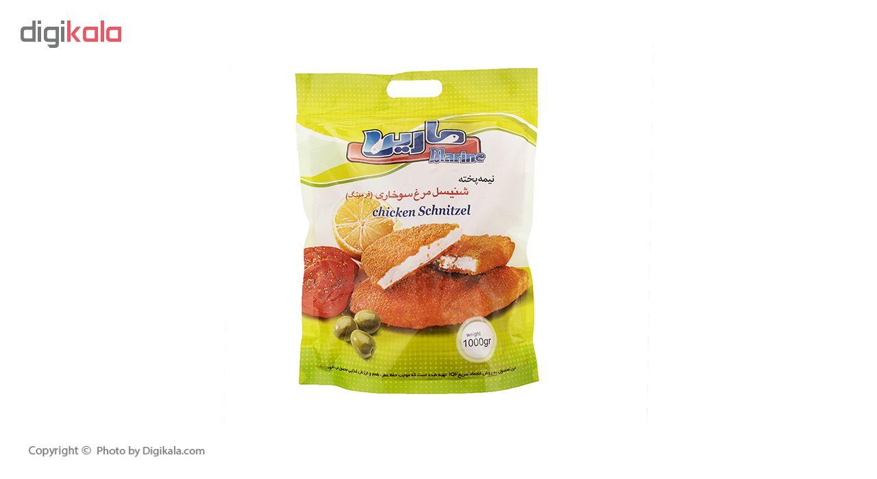 شنیسل مرغ مارین - 1 کیلوگرم main 1 1