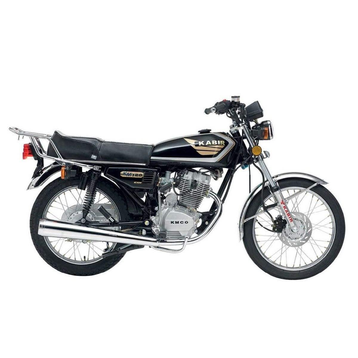 موتورسیکلت کبیر موتور مدل KM 180 سال ۱۳۹۸