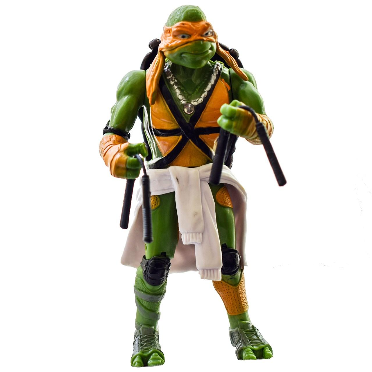 اکشن فیگور آناترا سری Ninja Turtles مدل Michelangelo