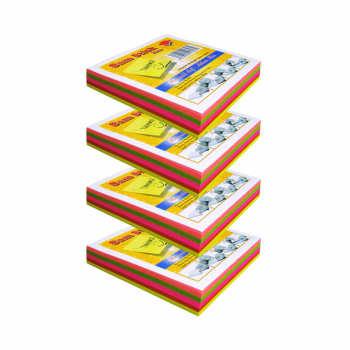 کاغذ یادداشت چسب دار مدل samstick بسته 4 عددی
