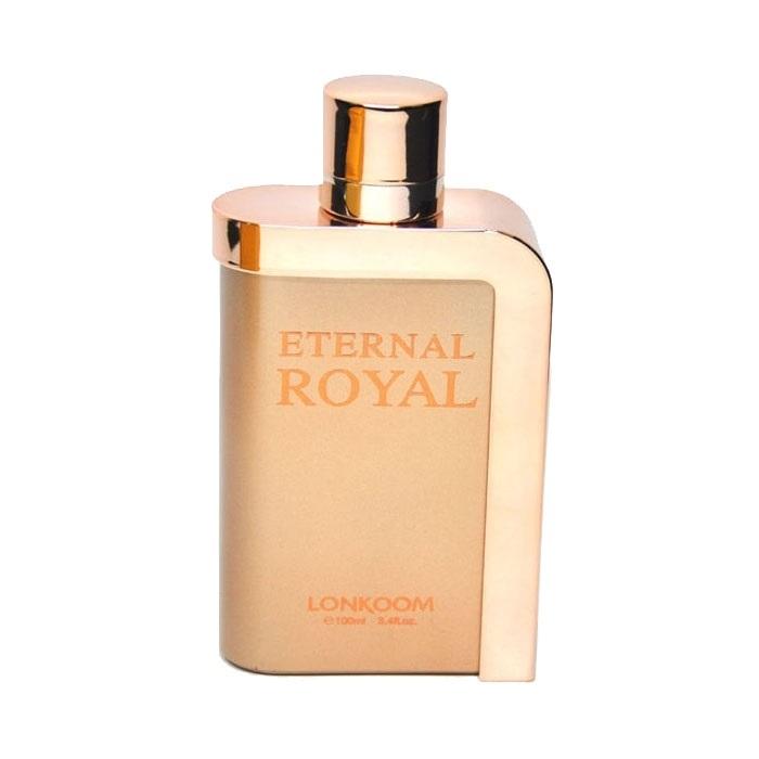 ادو پرفیوم زنانه لنکوم مدل  eternal royal حجم 100 میلی لیتر
