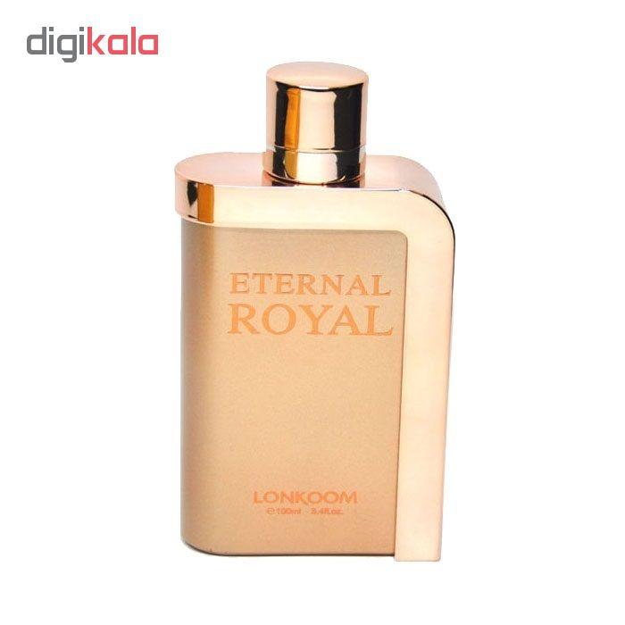 ادو پرفیوم زنانه لنکوم مدل  eternal royal حجم 100 میلی لیتر main 1 4