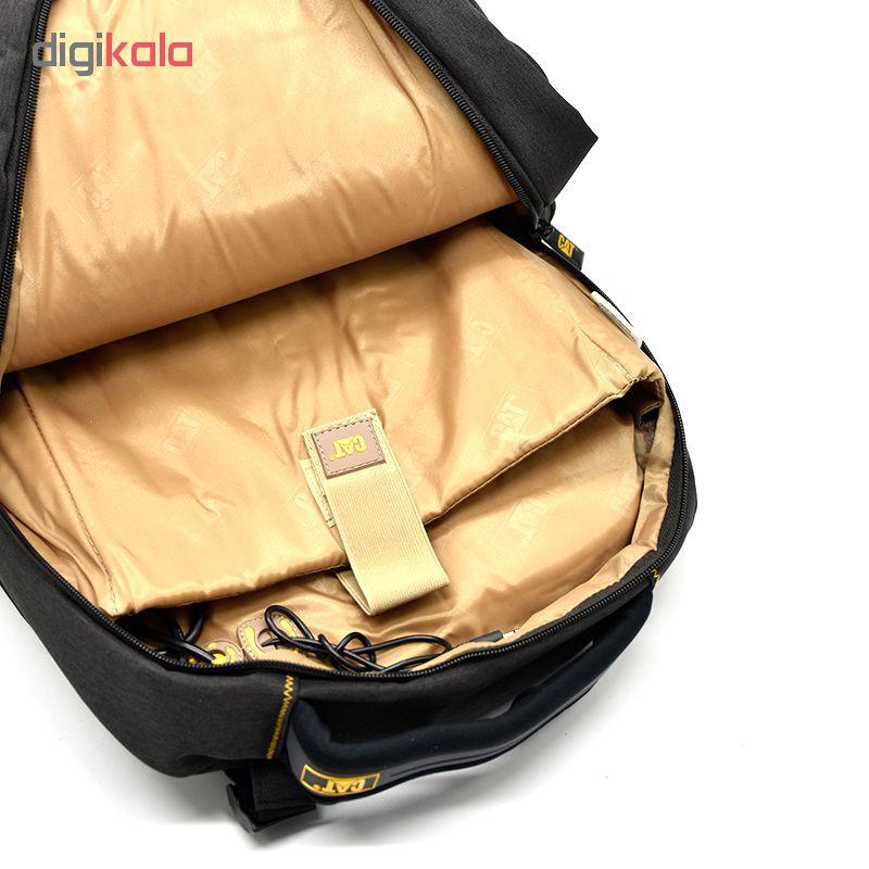 کوله پشتی لپ تاپ  کد 1715 مناسب برای لپ تاپ 15.6 اینچی
