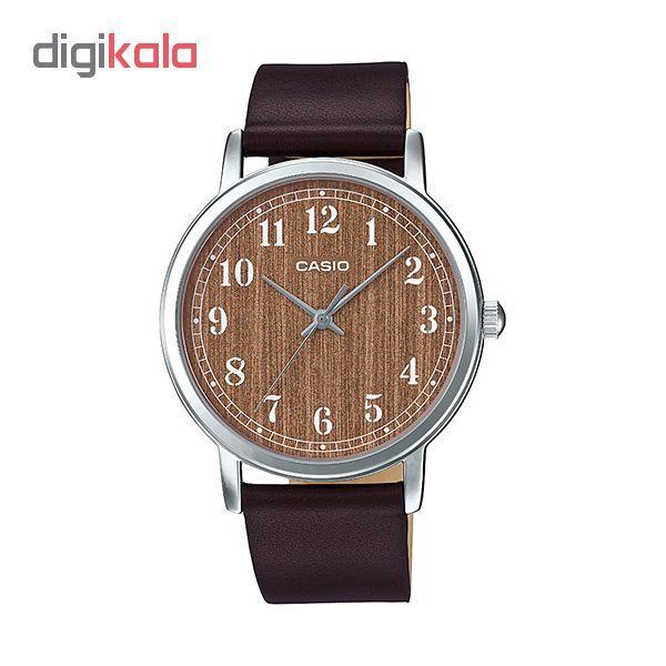 خرید ساعت مچی عقربه ای مردانه کاسیوکد MTP-E145L-5B2