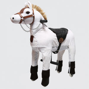 اسباب بازی کودک شادلین طرح اسب رکابدار تیزرو کد 3446