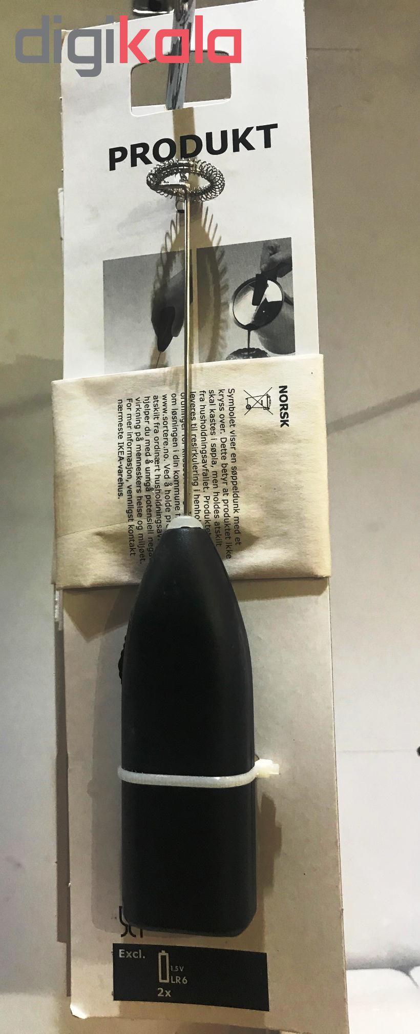 کف ساز شیر ایکیا مدل PRODUKT-ALKALISK main 1 4