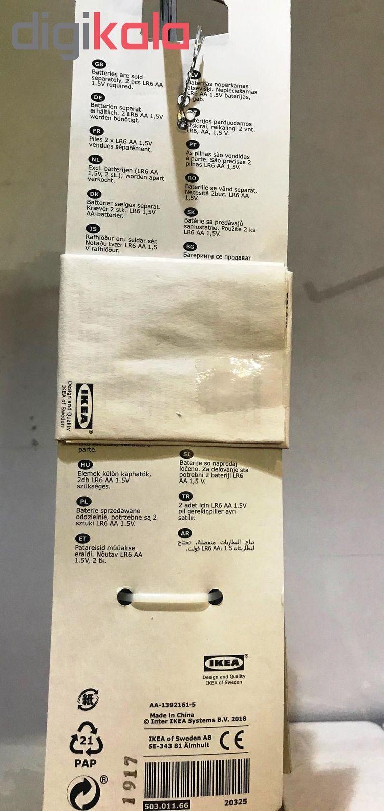 کف ساز شیر ایکیا مدل PRODUKT-ALKALISK main 1 5