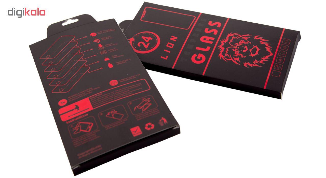 محافظ صفحه نمایش لاین مدل RB007 مناسب برای مچ بند هوشمند شیائومی Mi Band 3 بسته دو عددی main 1 8