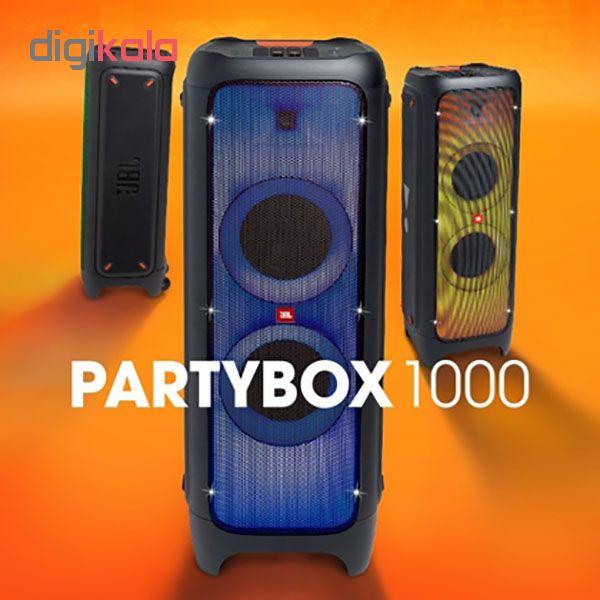 پخش کننده خانگی جی بی ال مدل Party Box 1000 main 1 3