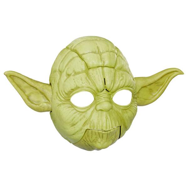ماسک هاسبرو طرح یودا مدل Star Wars