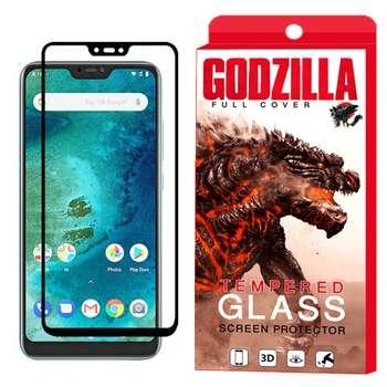 محافظ صفحه نمایش گودزیلا مدل GGF مناسب برای گوشی موبایل شیائومی Redmi 6 pro / Mi A2 Lite