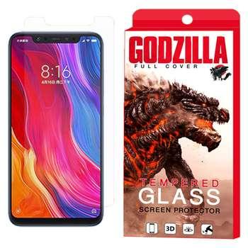 محافظ صفحه نمایش گودزیلا مدل GGS مناسب برای گوشی موبایل شیائومی Mi 8
