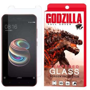 محافظ صفحه نمایش گودزیلا مدل GGS مناسب برای گوشی موبایل شیائومی Xiaomi Mi A1 / Mi 5X