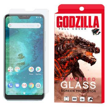 محافظ صفحه نمایش گودزیلا مدل GGS مناسب برای گوشی موبایل شیائومی Mi A2 Lite / Redmi 6 Pro