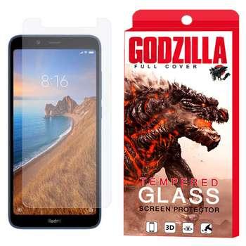 محافظ صفحه نمایش گودزیلا مدل GGS مناسب برای گوشی موبایل شیائومی Redmi 7A