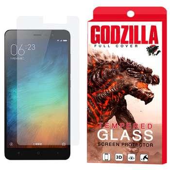 محافظ صفحه نمایش گودزیلا مدل GGS مناسب برای گوشی موبایل شیائومی Redmi Note 3