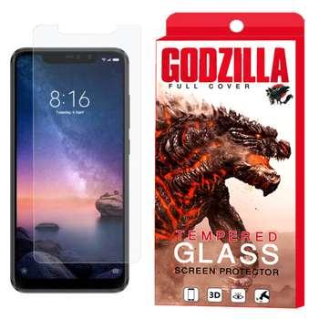 محافظ صفحه نمایش گودزیلا مدل GGS مناسب برای گوشی موبایل شیائومی Redmi Note 6 Pro