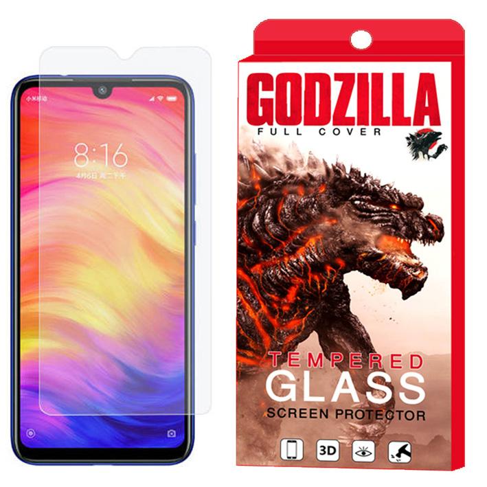 محافظ صفحه نمایش گودزیلا مدل GGS مناسب برای گوشی موبایل شیائومی Redmi Note7